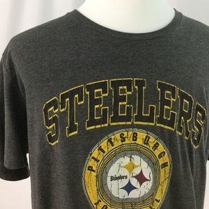 Pittsburgh Steelers NFL Team Apparel Tee Size XL